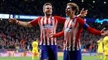 La victoria del Atlético, al detalle
