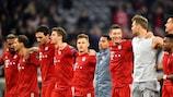 Bayern steuerte diese Woche einen Sieg für die Fünfjahreswertung bei