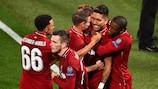 Roberto Firmino nella prima giornata ha segnato sul finale la rete della vittoria del Liverpool contro il PSG