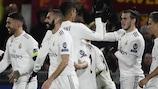 Real Madrid lidera septeto de apurados