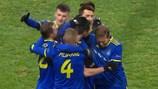 Волков в Команде недели Лиги Европы