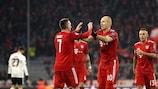 Bayern konnte als einziger deutscher Champions-League-Klub am 5. Spieltag gewinnen
