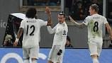 Decide Bale, il Real Madrid è quarto