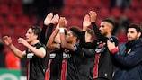 So möchte Leverkusen auch diese Saison feiern