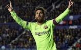 Los máximos goleadores de las ligas europeas - Messi llega a los 400