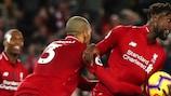 Porto vence tarde, Liverpool supera derby e Paris perde pontos