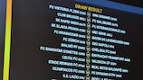 Sorteggio sedicesimi UEL: Rapid-Inter, Zurigo-Napoli, Lazio-Siviglia