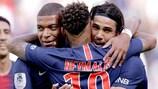 Paris erzielte in den ersten 17 Spielen der Ligue 1 50 Tore