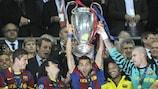 Центурионы Лиги чемпионов: Дани Алвес