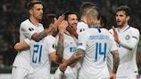 Inter e Napoli tra le magnifiche 16 agli ottavi