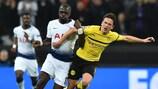 Dortmund devra faire fort contre les Spurs
