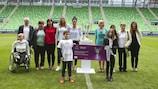 Endspiel-Tickets für die Women's Champions League