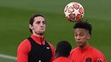 Paris - Manchester United: la vigilia