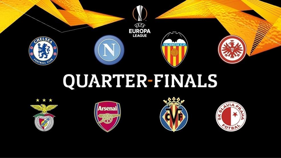 europa league quarter finals meet your opponents uefa europa league uefa com europa league quarter finals meet your