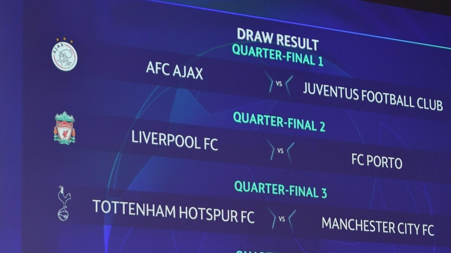 champions league quarter final and semi final draws uefa champions league uefa com champions league quarter final and semi