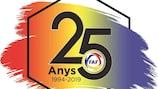 La federación andorrana celebra su 25º aniversario