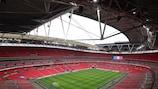 In Wembley wird das Finale ausgetragen