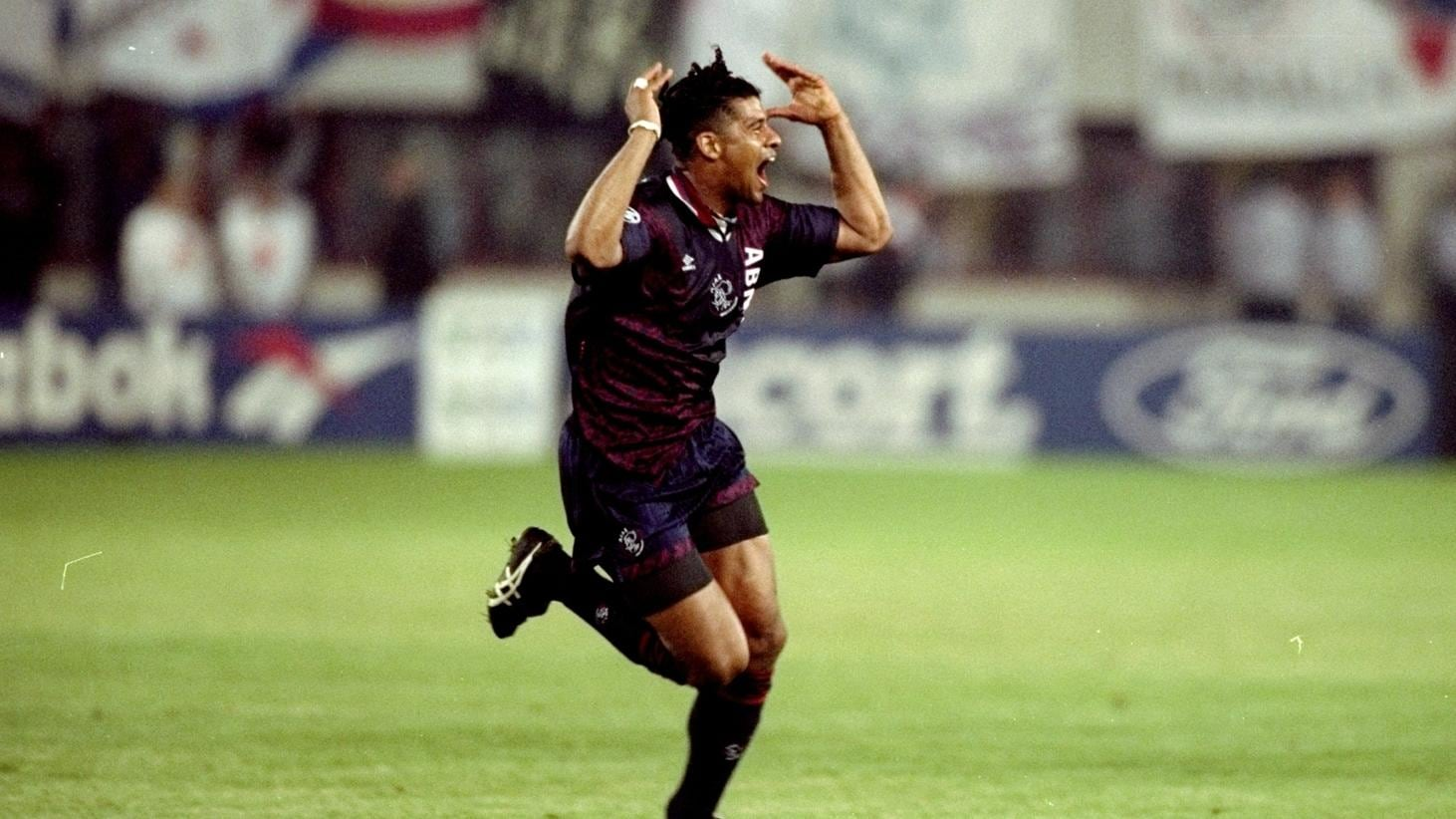 1994/95: Kluivert strikes late for Ajax | UEFA Champions League ...