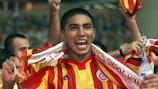 2000: Jardel bisa na vitória do Galatasaray