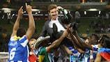 Villas-Boas hails Porto's platform for success