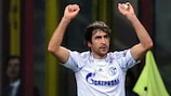Raúl revels in dream Schalke success
