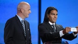 UEFA Europa League draw and reaction
