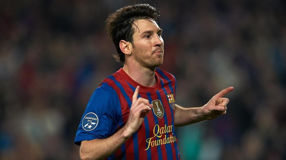 Record Breaking Messi Takes Top Scorer Honour Uefa Champions League Uefa Com