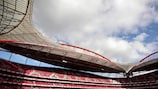 The Estádio da Luz will host the 2014 UEFA Champions League final