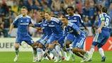 Chelsea am Ziel der Träume angekommen
