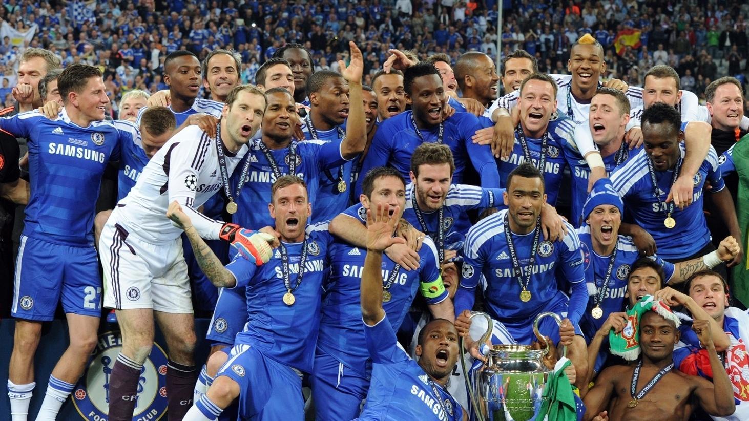 2011/12: Drogba termina con la espera del Chelsea | UEFA Champions League |  UEFA.com
