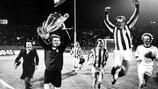 Bayern celebrate winning the 1973/74 European Cup
