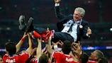 Heynckes hails exceptional Bayern