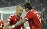 Bayern responded to their 2012 final defeat in the best possible way