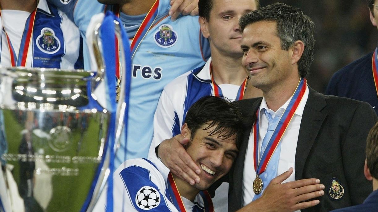 Миг славы Моуринью | Лига чемпионов УЕФА | UEFA.com