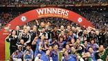 2012/13: Ivanović heads Chelsea to glory