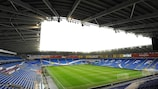 Cardiff City Stadium - the stage for the 2014 UEFA Super Cup