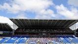 O Cardiff City Stadium vai receber o embate entre Real Madrid e Sevilha