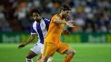 O Comité de Apelo da UEFA confirmou a suspensão por um jogo de Xabi Alonso