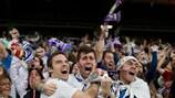 Madrid venues filled with people, pleasure, pain
