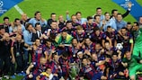 Barcelona will tackle Liga rivals Sevilla in the Super Cup