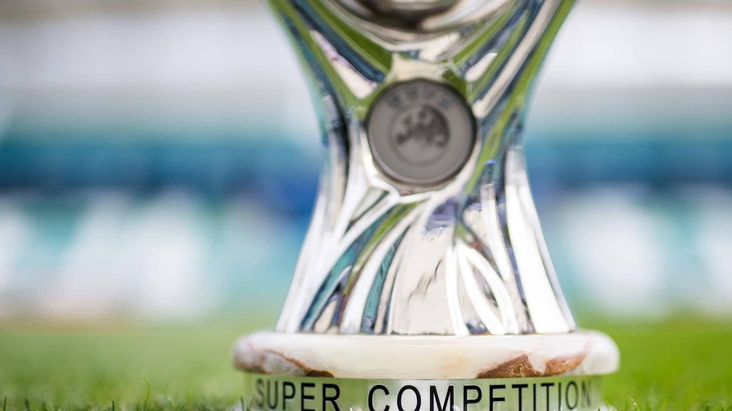 what channel is the super cup on