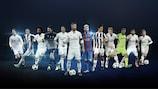 UEFA Champions League positional awards shortlists