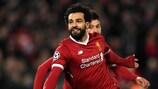 Mohamed Salah grand artisan de la qualification des Reds contre City la saison dernière