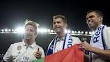 Cristiano Ronaldo et Pepe vont disputer la Coupe des Confédérations