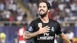 Real Madrid bate Manchester United e revalida conquista da Supertaça Europeia