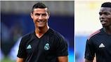 O Real Madrid defronta o Manchester United na Supertaça Europeia da UEFA, em Skopje