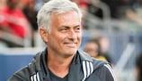 José Mourinho está a começar a sua segunda temporada ao leme do Manchester United
