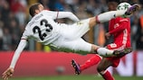 Cenk Tosun tops UEFA Champions League goal of the season