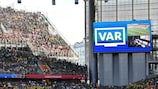 VAR to be used in next season's Champions League