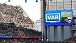 VAR utilizado a partir da próxima época na Champions League